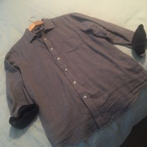 Banana Republic button-up